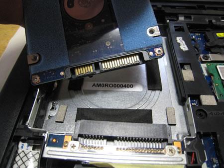 ハードディスク(HDD)の取り外し その6